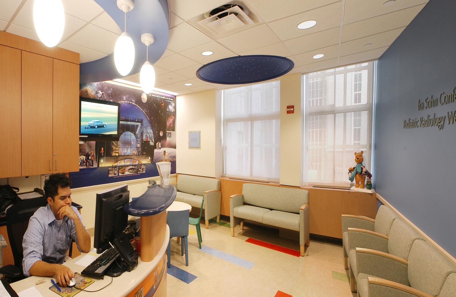 Berg + Moss Architects » New York Presbyterian Hospital, Multiple