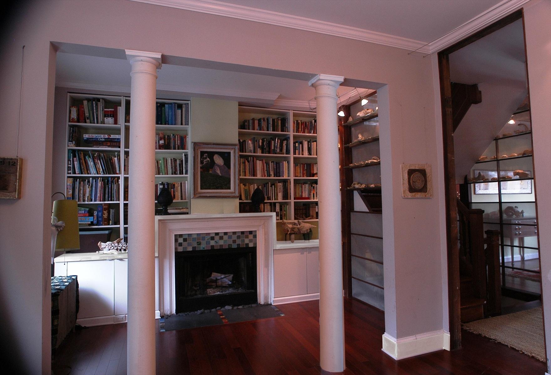 Berg Moss Architects 2 Family Renovation Brooklyn Ny